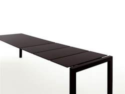 DESIGNTAFELS_Rechthoekige uitschuifbare tafels